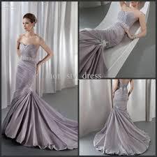 2013 demetrios gr226 wedding dress old lavender mermaid sweetheart