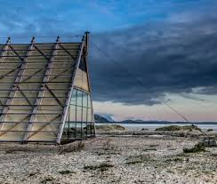 100 Rintala Eggertsson Architects Giant Arctic Beach Sauna By Is