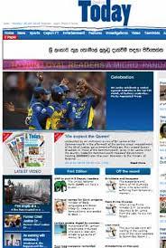 Ceylon Today Srilanka English Newspaper