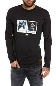 100 Mcgirt Trucking Wu Wear Odb Photo Graphic Long Sleeve TShirt In Black ModeSens