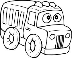 Dessin A Colorier Camion Poubelle Frais Collection Coloriage Adulte