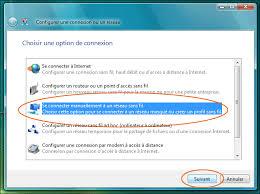 connecter un pc de bureau en wifi vista comment configurer le wifi