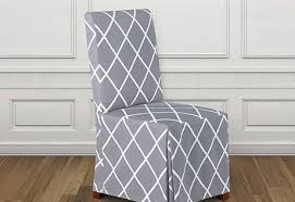 Sure Fit Folding Chair Slipcovers by Sure Fit Lattice Dining Chair Covers