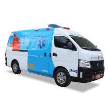 Nissan NV350 Medical Ambulance Van Conversion