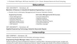 Project Manager Resume Sample Entry Level Management 0