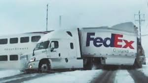FedEx Truck VS Train - (driver Thankfully Okay) - YouTube Norcal Bus Crash Chp Blames Fedex Driver For Unsafe Maneuver After Tional Competion Keeps Delivering On Are There Trucks In Kenya Humbled Warrior Freight Raymond Bradford Recognized Safe Driving Macon Georgia Attorney College Restaurant Drhospital Hotel Bank Former West Orangestark Sketball Guard Leads Team To How Much Do Fedex Drivers Make Drinkatcalsbarcom A Train Just Oblirated A Truck Utah Signal Woman Charged Deadly Volving Truck Taken Hospitals No Children Injured Local News Is Hiring More Than 1000 Holiday Workers Chicago Police Arrest Dui Idahostatejournalcom