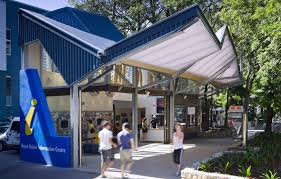100 Bark Architects Noosa Noosa Visitor Centre