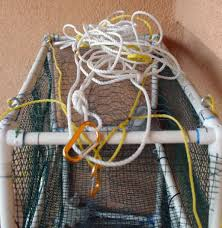 build your own pvc crab lobster trap crab trap and lobster trap