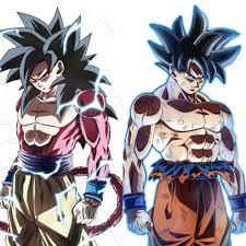 Goku UI SSJ4