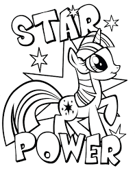 Coloring Pages Free Pony My Little Princess Luna And Celestia Mane 6 Mlp Printable Full