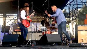 100 Derrick Trucks Derek Joins Marcus King Band For BoneChilling Allman