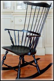 100 Hinkle Southern Rocking Chairs Windsor Comb Back Chair 200000 Via Etsy Home Cool
