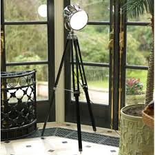 Wood Tripod Floor Lamp Target by Vtg Art Deco Women In Silhouette Table Lamp Sarsaparilla
