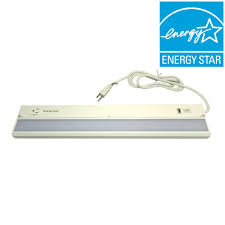 radionic hi tech eco ii 22 in led white cabinet light with