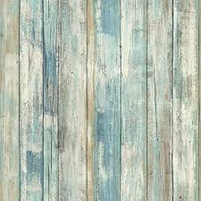 Rustic Wood Plank Wallpaper Planks Look Tile Texture Peel