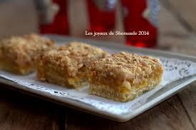 cuisine alg駻ienne gateaux recette de gâteau algérien les joyaux de sherazade