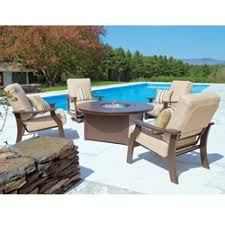 Slingback Patio Chairs That Rock by Marine Grade Polymer Patio Furniture