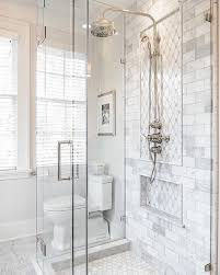 Grey Tiles In Bathroom by Best 25 White Bathroom Ideas On Pinterest White Bathrooms Gray
