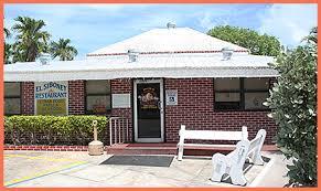 El Patio Motel Key West by El Siboney Restaurant Cuban Restaurant Cuban Dining Cuban Food