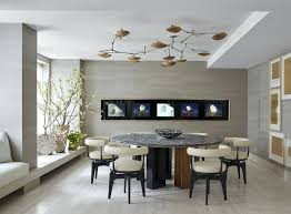 Contemporary Dining Room Decorating Ideas Table Design Beautiful Modern