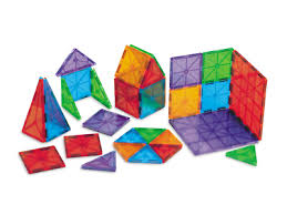 Valtech Magna Tiles 100 by Magna Tiles Starter Set At Lakeshore Learning