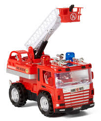 Dash Toyz Mini Pumper Bump & Go Toy Fire Truck | Zulily