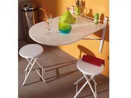 table de cuisine modulable table murale repliable 3 suisses petit espace