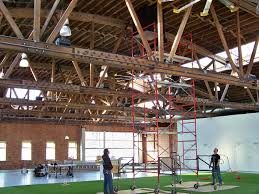 100 Bowstring Roof Truss Wooden Structures Inc Truss Repair Shoring