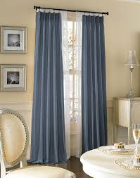 Blue Sheer Curtains Uk by Decor Duponi Silk Pinch Pleat Curtains In Blue For Home