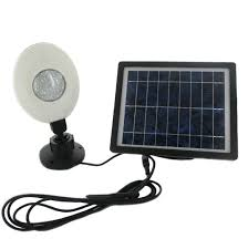 solar powered porch light with 36 leds motion sensor