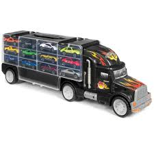 2-Sided Carrier Truck W/ 18 Cars And 28 Slots – Best Choice Products Boystransporter Car Carrier Truck Toy With Sounds By C Wood Plans Youtube Transporter Includes 6 Metal Cars 28 Amazoncom Transport Truckdiecast Car For Kids Prtex 60cm Detachable With Buy Mega Race Online In Dubai Uae Toys Boys And Girls Age 3 10 2sided Semi And Wvol Affluent Town 164 Diecast Scania End 21120 1025 Am W 18 Slots Best Choice Products Truck60cm Length Toydiecast