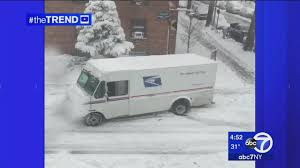 The Trend: Postal Truck Stuck On Street In New York City | Abc7ny.com Updated No Place Like Home More Wtertrucking Photos So I Got Stuck Today Truck In Snow Stock Photos Images Multiple Cars Semitruck Stuck In Snow On The Berkley Bridge Watch This 47l Dodge Dakota V8 Rcues Oil Tanker Semi Offroad Deep Toyota Tundra Hard Ford Raptor Helps Tillicum Beach Pingcampers Blog Sunshine Coast Outdoor Reports December 2007 Trucks Youtube Southie Residents Dig Out City Truck Lvadosierracom Donuts Blizzard Uncategorized Snowdrift Photo Royalty Free 7552288 Shutterstock