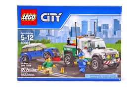 100 Lego City Tow Truck Pickup LEGO Set 600811 NISB Building Sets