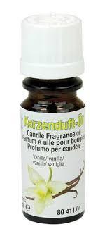 huile parfumee pour bougie huile parfumée pour bougie 10 ml vanille créations plastiques