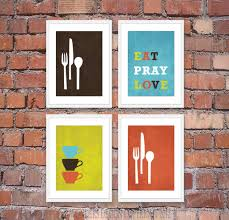 DIY Kitchen Decor Posters