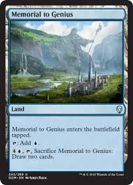 I Especially Love How Each Lands Ability Can Be Read As Inspirational Why Does Memorial To Glory Make Soldier Tokens Well Perhaps Those New Soldiers