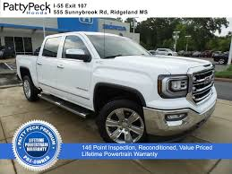 Pre-Owned 2017 GMC Sierra 1500 SLT Crew Cab Pickup In Ridgeland ... New 2018 Ram 2500 Tradesman Crew Cab In Richmond 18733 Build Customize Your Car With Ultra Wheel Builder Truck Wheels Sport Custom The Storm Off Road Jeep Introduces Power By Design Online Contest Win A Wrangler Ewheel Deal Design And Spec New Volvo Trucks With Online Configurator 1500 Lone Star Silver Houston Js274362