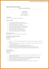 Social Worker Sample Resume Work Example Clinical In School Curriculum Vitae Examples