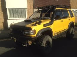 Isuzu Trooper 3.1td Japanese Import 1993. Auto. The Lotus Edition ... 1994 Isuzu Trooper Overview Cargurus Ohp Oklahoma Trooper Injured In Three Vehicle Crash Kforcom Yota Pinterest Toyota Tacoma And 4x4 Ford F150 V33 State Els Epm V3 For Gta 4 You Are Bidding On Direct From British Forces Cyprus An Used Car Nicaragua 1998 Se Vende 2003 Sale Metro Manila Tennessee Peterbilt Cab To Look People Not Planetisuzoocom Suv Club View Topic 1990 Izusu
