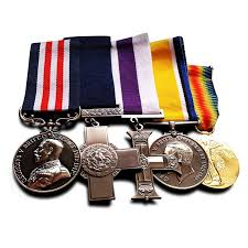 Awards And Decorations Us Army by Amazon Com Military Medals Group Set George Cross Military