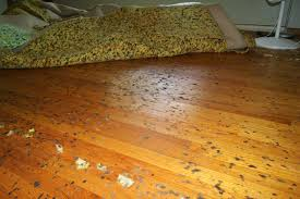 Best Felt Rug Pads For Hardwood Floors by Cleaning How Do I Remove Stuck Melted Foam From Under Carpet