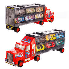 60%OFF Transport Car Carrier Truck/diecast Car Toy For Kids ... Prtex 60cm Detachable Carrier Truck Toy Car Transporter With Product Nr15213 143 Kenworth W900 Double Auto 79 Other Toys Melissa Doug Mickey Mouse Clubhouse Mega Racecar Aaa What Shop Costway Portable Container 8 Pcs Alloy Hot Mini Rc Race 124 Remote Control Semi Set Wooden Helicopters And Megatoybrand Dinosaurs Transport With Dinosaur Amazing Figt Kids 6 Cars Wvol For Boys Includes Cars Ar Transporters Toys Green Gtccrb1237