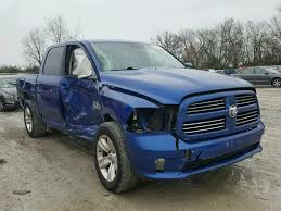 2016 Dodge RAM 1500 Sport For Sale At Copart Lexington, KY Lot# 52268888