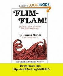 Flim Flam Psychics ESP Unicorns And Other Delusions 9780879751982