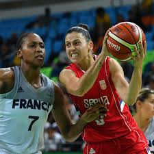FrauenBasketball Bei Olympia Serbien Gewinnt Bronze Gegen Frankreich