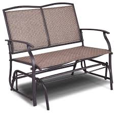 Modern Patio Glider Rocking 2 Person Steel Bench Intertional Caravan Valencia Resin Wicker Steel Frame Double Glider Chair Details About 2seat Sling Tan Bench Swing Outdoor Patio Porch Rocker Loveseat Jackson Gliders Settees The Amish Craftsmen Guild Ii Oakland Living Lakeville Cast Alinum With Cushion Fniture Cool For Your Ideas Patio Crosley Metal And Home Winston Or Giantex Textilene And Stable For Backyardbeside Poollawn Lounge Garden Rocking Luxcraft Poly 4 Classic High Back