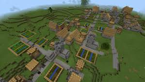 Best Pumpkin Seed Minecraft Pe these are the best minecraft pe village seeds for lazy people