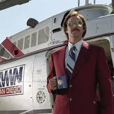 Anchorman I Love Lamp Scene by Anchorman The Legend Of Ron Burgundy Movie Quotes Rotten