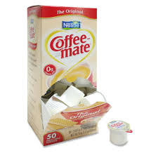 Coffee Mate Flavored Liquid Creamer