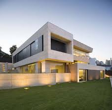 100 House Designs Modern Glass Design In Cliff Side Of Galicia Spain
